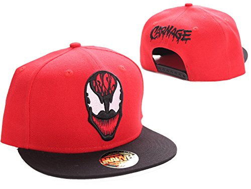 Marvel Comics Adjustable Cappello Venom Head CODI