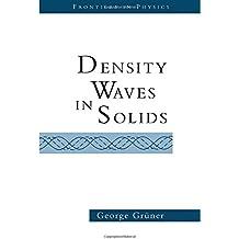 Density Waves In Solids