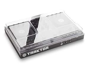 DeckSaver Kontrol S2 Coque de protection incassable pour Equipment DJ/VJ Transparent
