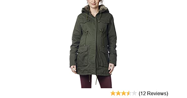 Noppies Damen Parka Umstands Jacke Jacket Uma, Gr. 46