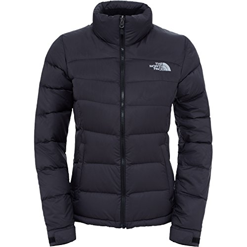 THE NORTH FACE Damen W Nuptse 2 Jacket Jacke, Schwarz - TNF Black, XL - Damen Face Down North Jacke