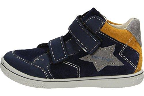 Ricosta  2516000.170, Chaussures premiers pas pour bébé (fille) Bleu