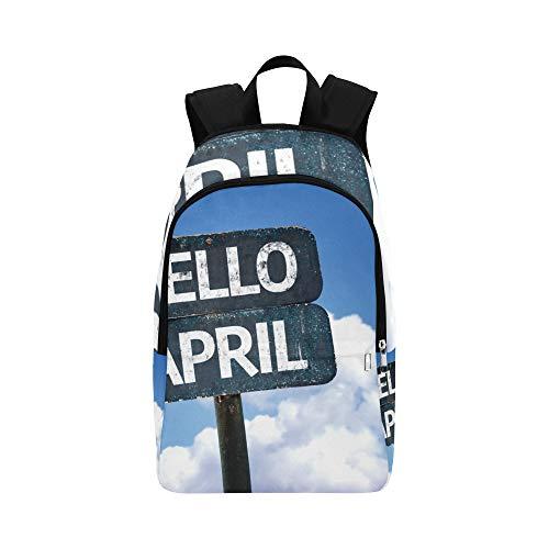 Sky Casual Daypack Reisetasche College School Rucksack für Herren und Frauen ()