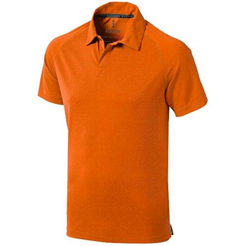 ELEVATE Polo Cool Fit Ottawa Orange