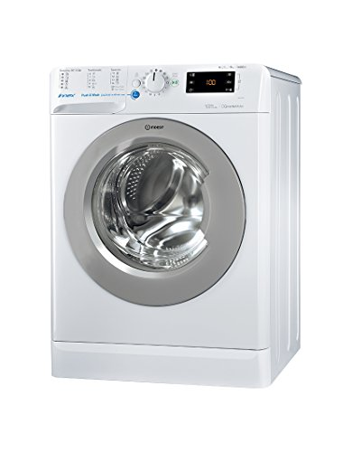 Indesit BWE 91484X WSSS EU Independiente Carga frontal 9kg 1400RPM A+++ Blanco...