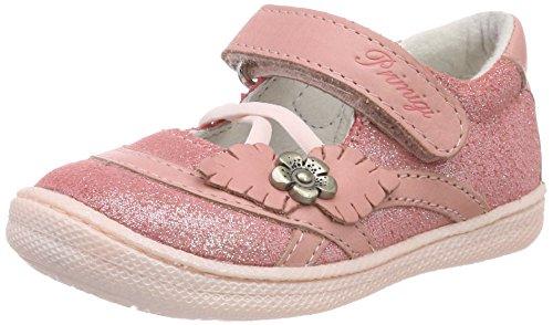 Primigi PTF 14326, Zapatillas para Niñas, Rosa (Geranio/Barbie 00), 25 EU