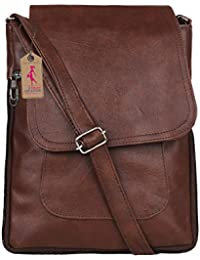 Ritupal Collection Brown Sling Bag (sling)