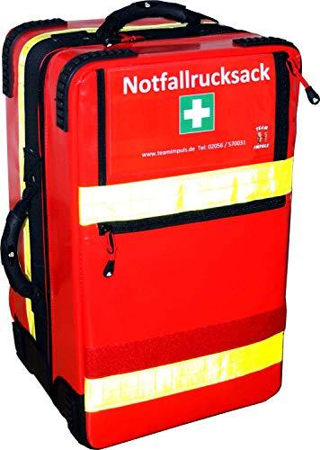 """Notfallrucksack für Koronarsport Gruppen""""Premium X1"""" mit Notfallartikeln"""