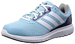 adidas Damen Duramo 7 W Laufschuhe Blau (Froblu/Ftwwht/Midin) 37 1/3 EU