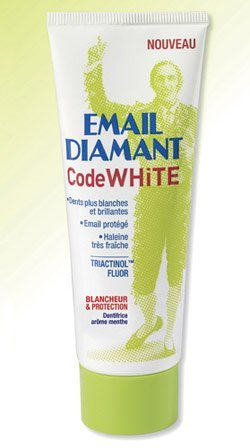 Email Diamant - Email Diamant Code White Toothpaste 75ml by