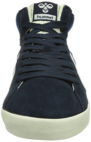 hummel HUMMEL GAME MID, Unisex-Erwachsene Hohe Sneakers Blau (Dress Blue 7459)