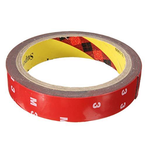 FATO. Auto Acrylic Foam Double Sided Attachment Adhesive Tape 20mm