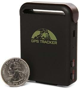 Mini traqueur personnel de véhicule GPS GSM à temps réel pour la sécurité des véhicules
