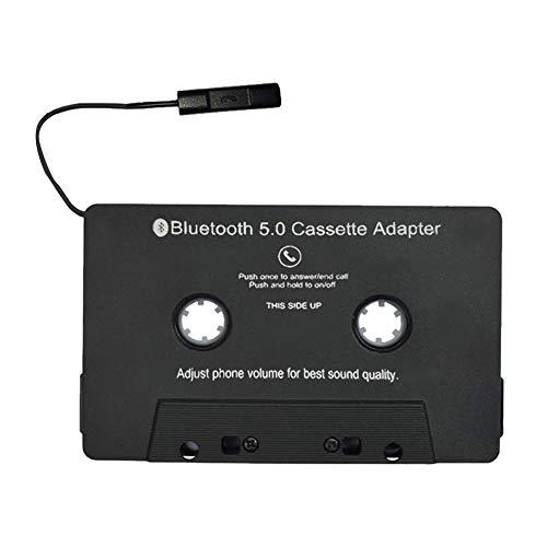 Matedepreso Universal Car Audio Kassette zu Aux Adapter Bluetooth Musikempfänger für Smartphones -