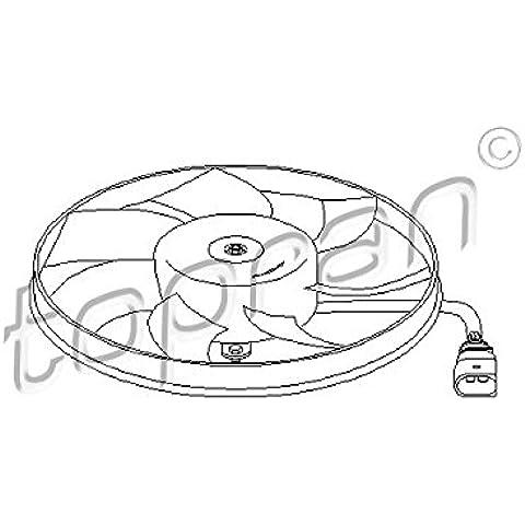 Topran–Ventola per raffreddamento motore, 111285