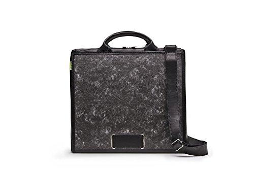 ad:acta Original Diplomat Tasche schwarz Herren Umhängetasche Messenger Bag Aktentasche Laptoptasche