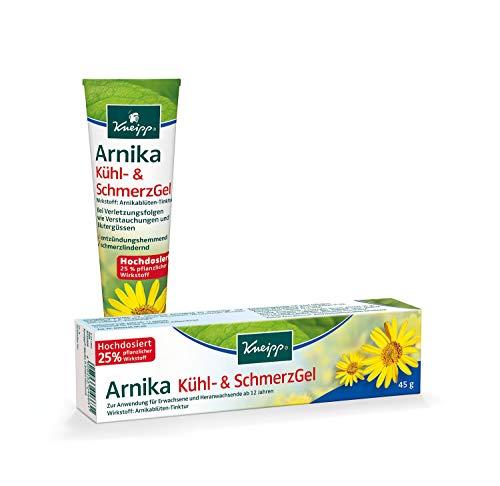 Kneipp Arnika Kühl- und SchmerzGel, 1 Pack (45 g) -
