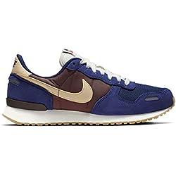 Nike Air VRTX, Zapatillas de Atletismo para Hombre, (Deep Royal Blue/Pale Vanilla/El Dorado 406), 44 EU