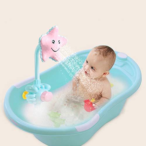 Badespielzeug Blume Wasser Dusche Spray Whirlpool Brunnen Spielzeug Für Kinder Duschkopf ()
