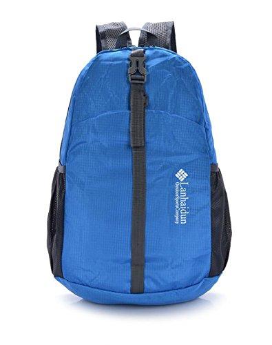 HCLHWYDHCLHWYD-Folding leggeri impermeabili spalla sacchetto di nylon uomini sport all'aria aperta borsa zaino da escursione , 7 7