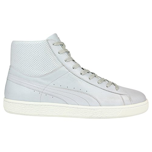 Puma States Mid Mii Sneaker Chaussures de sport Chaussures pour hommes Grau (Glacer Grey)