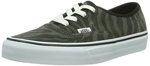 ne U AUTHENTIC (SUEDE) ZEBRA/T Sneakers Schwarz DYS, 38 EU ()