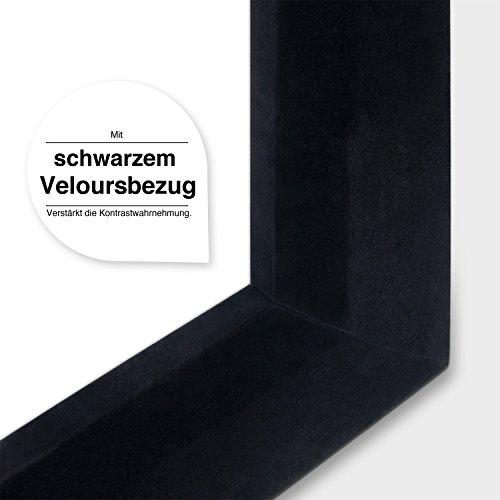eSmart Germany MIRALE   Rahmenleinwand   266 x 149 cm (120″) 16:9   Vollmaskierung - 4
