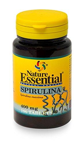 """Spirulina Tabletten - Wellness von Innen. Natürliche """"Sonnennahrung"""" (100 Spirulina Tabletten)"""