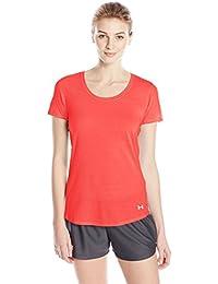 Under Armour women's shirt / Short-sleeved Threadborne streaker SS running shirt / Short sleeve