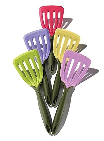 Zeal Spatule en silicone Précision: Reflétant Nature Gamme: Lily pétale 30cm rose