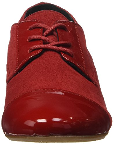 Yep by Jonak Florinda, Cheville Chaussures Lacées Fille Rouge