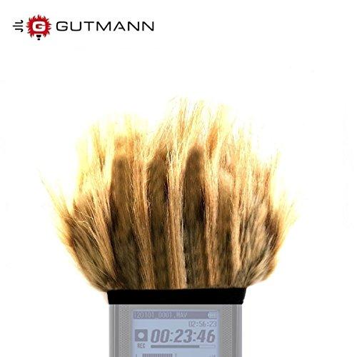 Gutmann Microfono protezione antivento per Olympus LS-P2P1/LS Digital Recorder-Modello speciale Camel