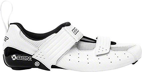BONT ,  Scarpe da Ciclismo Uomo Bianco Bianco 40 EU