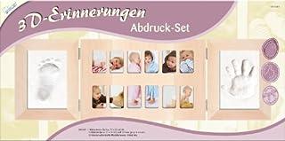 Mammut A30KSE15 Memorias 3D - Marco para recuerdos del bebé con espacio para fotos y huellas [importado de Alemania] (B003YUBUX4) | Amazon price tracker / tracking, Amazon price history charts, Amazon price watches, Amazon price drop alerts