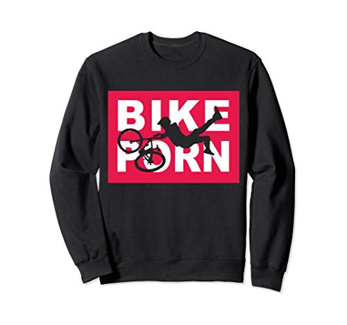 Bike Porn Mountain Bike Sweatshirt