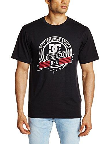 Herren T-Shirt DC Basic Best T-Shirt Black