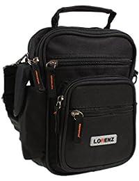 5918759273 Lorenz - Borsello da cintura unisex da viaggio con passante per cintura o  tracolla - In…