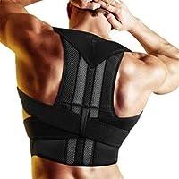 JASZHAO Therapy Posture Corrector Brace Schulter Rückenstützgurt Adult Rücken Mit Männer Und Frauen Haltung Korrekturgurt... preisvergleich bei billige-tabletten.eu