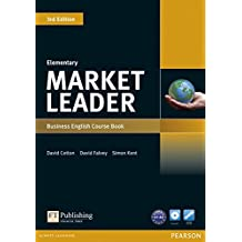 Market Leader. Elementary Coursebook (with DVD-ROM incl. Class Audio)