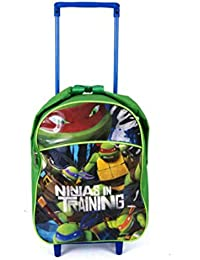 Children's TV Character Kids Boys Girls Wheeled Cabin Hand Luggage Small Trolley Travel Bag