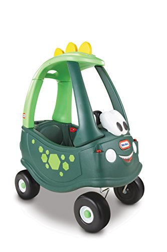 Little Tikes - Triciclo a macchinina coupé Dino