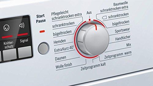 Bosch WTW86271 Wärmepumpentrockner - 4