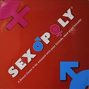 Sexopoly Brettspiel