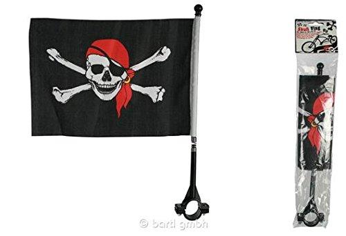 Bandiera pirata teschio - Possibilità di