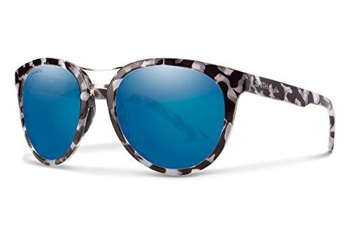 Smith Optics Sonnenbrillen Bridgetown Choco TORT/CHROMAPOP Polarized Blue Damenbrillen