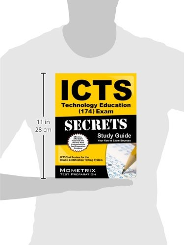 ICTS Technology Education (174) Exam Secrets, Study Guide: ICTS Test Review for the Illinois Certification Testing System