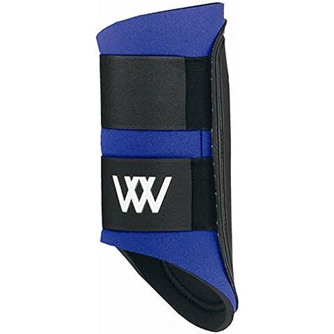 Woof Wear-Stivali spazzolatura catarifrangente per equitazione in Neoprene in tutti i colori