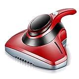 LYYJIAJU Uv Staubsauger Anti-Hausstaubmilben, Eliminiert Mites, Bettwanzen und Allergenen for Matratzen, Kissen, Stoff Sofas und Teppiche-pink (Color : Pink)