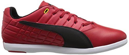 Puma Pedale Sf Motorsport scarpe Rosso Corsa/Black