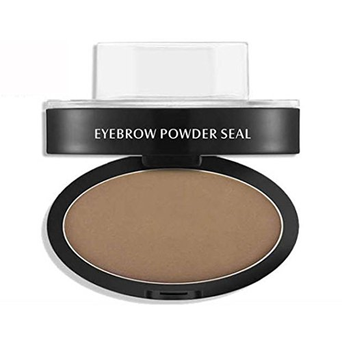 Alten Ägypter Kostüme Die (OverDose Brow Stempel Pulver Delicated Natürlich Perfect Enhancer Straight United Augenbraue Brow Stamp Powder)